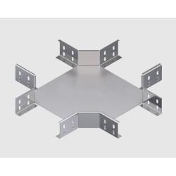 Quad connection channel piece