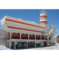 Mobil hazır beton zavod